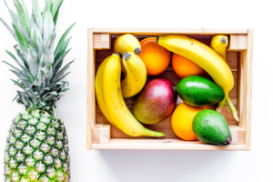 fruits contain naturally occurring digestive enzymes