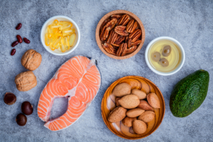 food sources of omega 3 and unsaturated fats