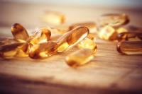 Vitamin D Gel Caps